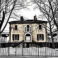 Lemon Hill Mansion - Philadelphia Print by Bill Cannon