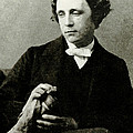 Lewis Carroll, English Author by Photo Researchers