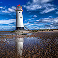 Lighthouse Reflections by Adrian Evans