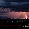 Lightning Strike by Eddie Yerkish