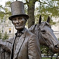 Lincoln Statue, 2008 by Granger
