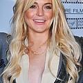 Lindsay Lohan In Attendance For Gotti by Everett