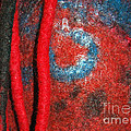 Lined Up Reds     by Alexandra Jordankova