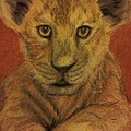 Lion Cub by Christy Saunders Church