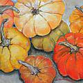 Little Pumpkins by Hilda Vandergriff