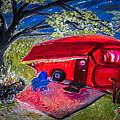 Little Red Camper