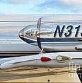 Lockheed Jet Star Engine by Lynda Dawson-Youngclaus