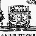 Locomotive, 1833 by Granger
