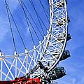 London Eye by Elena Elisseeva