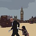 London Matrix Baddie Agent Smith by Jasna Buncic