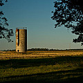 Lonly Silo 5 by Douglas Barnett