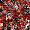 Loose Change . 2 To 1 Proportion by Wingsdomain Art and Photography