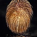 Lopez Island Fireworks 1 by David Salter