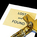 Lost And Found by John Van Decker