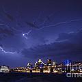 Louisville Storm - D001917b by Daniel Dempster