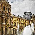 Louvre by Elena Elisseeva