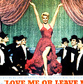 Love Me Or Leave Me, Doris Day, 1955 by Everett