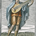 Lute, 1723 by Granger