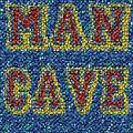 Man Cave Bottle Cap Mosaic by Paul Van Scott