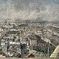 MANCHESTER, ENGLAND, 1876 Print by Granger