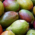 Mangoes by Methune Hively