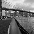 Manhattan Bridge by Nina Mirhabibi