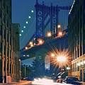 Manhattan Bridge by Thomas Kurmeier