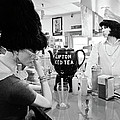 Mannequins At Peggy Sues 50's Diner by Julie Niemela