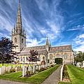Marble Church by Adrian Evans