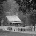 Mariah Wright House Appomattox Virginia by Teresa Mucha