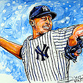 Mariano Rivera by Dave Olsen