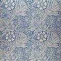 Marigold Wallpaper Design by William Morris
