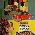 Massive Happy Times by Adam Kissel