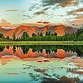 Matheson Lake by MotHaiBaPhoto Prints