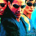 Matrix Reeves by Nicholas Nixo