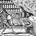 Medical Purging, Satirical Artwork by