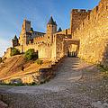 Medieval Carcassonne by Brian Jannsen