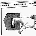 Medieval Finger Pillory by Granger