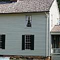 Meeks Store Appomattox Court House Virginia by Teresa Mucha