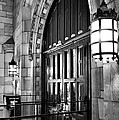 Memorial Hall Entrance by Steven Ainsworth