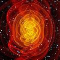 Merged Black Holes by Chris Henzenasa