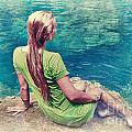 Mermaid by MotHaiBaPhoto Prints