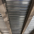 Metal Decking Over Structural Steel by Don Mason