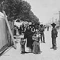 Mexico City - Alameda During Holy Week - C 1906 by International  Images