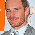 Michael Fassbender At Arrivals by Everett