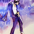 Michael Jackson - Not My Lover by Hitomi Osanai