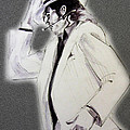 Michael Jackson - Smooth Criminal in TII Print by Hitomi Osanai