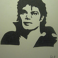 Michael Jackson by Damian Howell