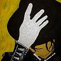Michael Jackson Print by Estelle BRETON-MAYA