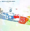 Michael Schumacher by Naxart Studio